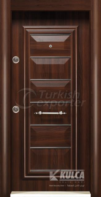 Z-9052 (Exclusive Steel Door)